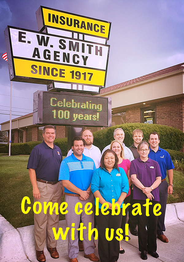 celebrate 100 years at shelby township office